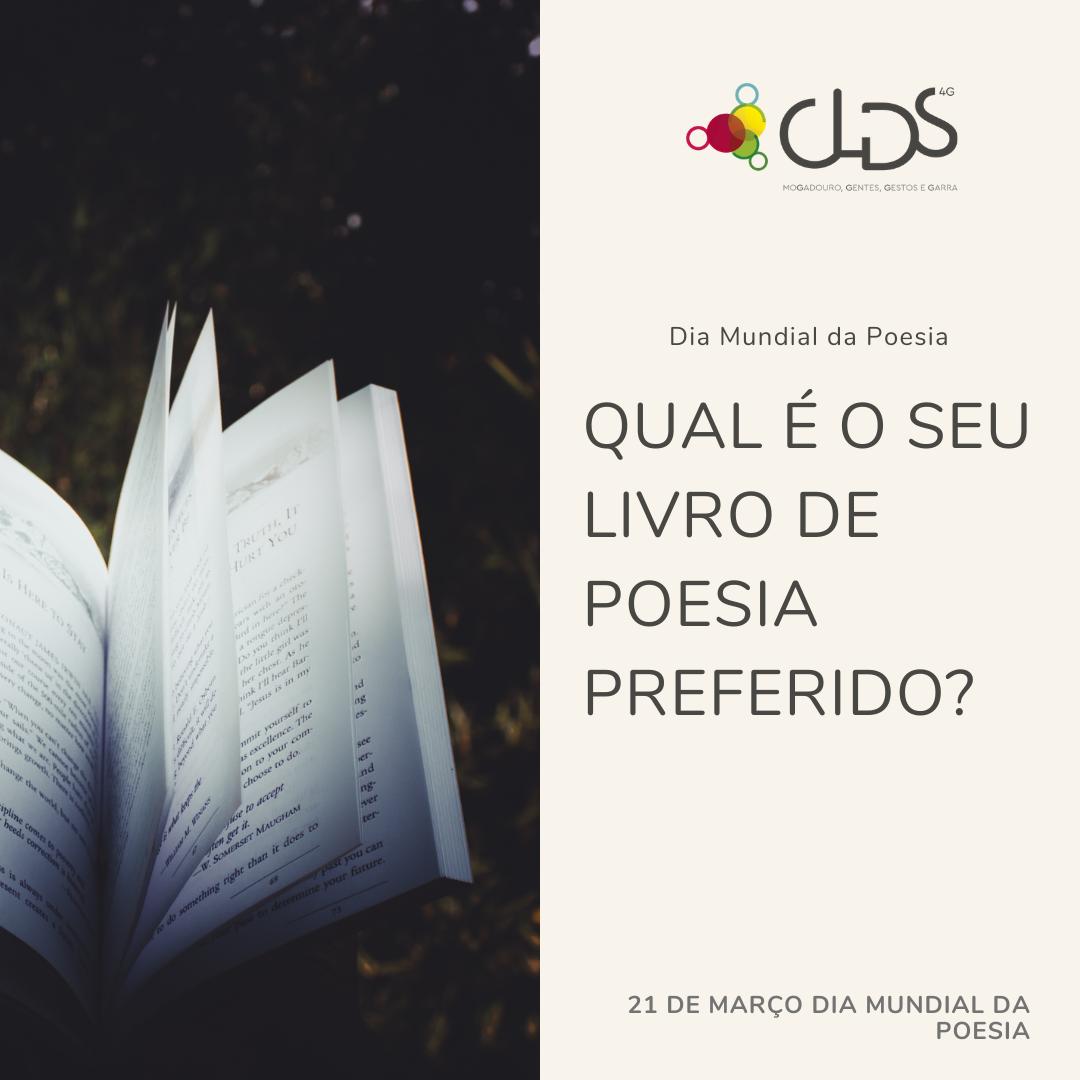 CLDS- DIA DA POESIA
