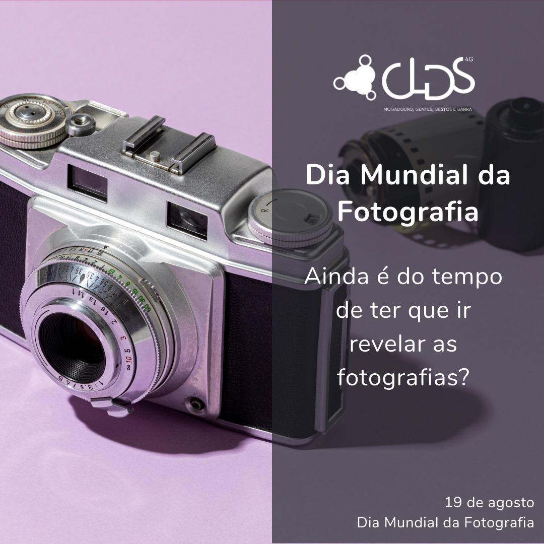 dia da fotografia clds