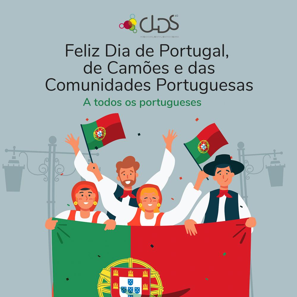 dia de portugal - clds