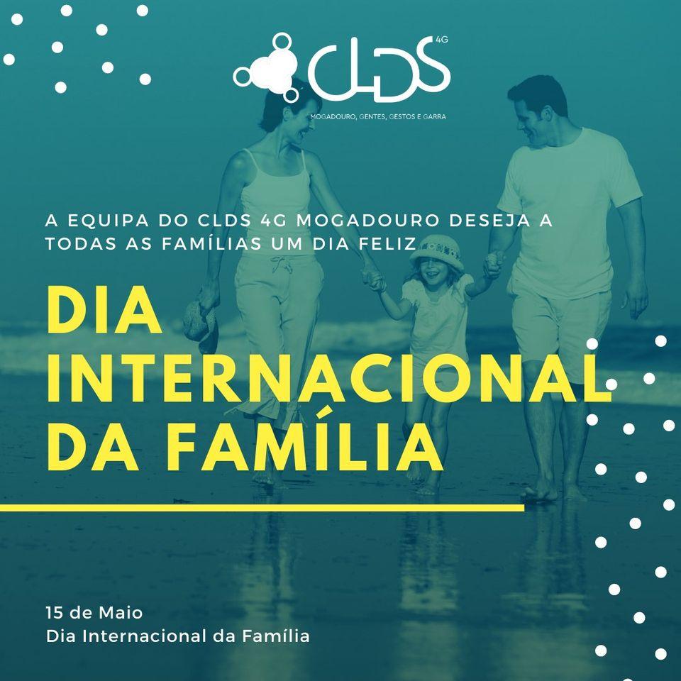 dia internacional da familia - clds