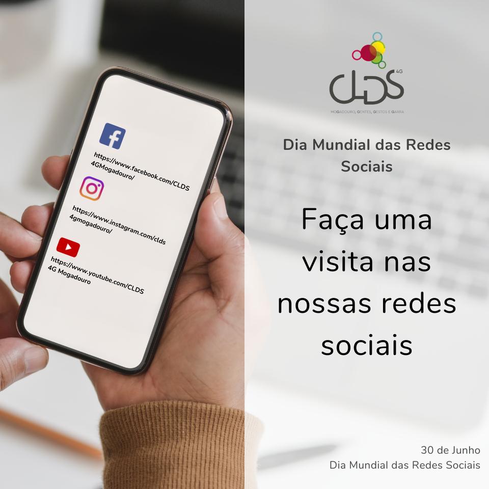 dia mundial da redes sociais - clds