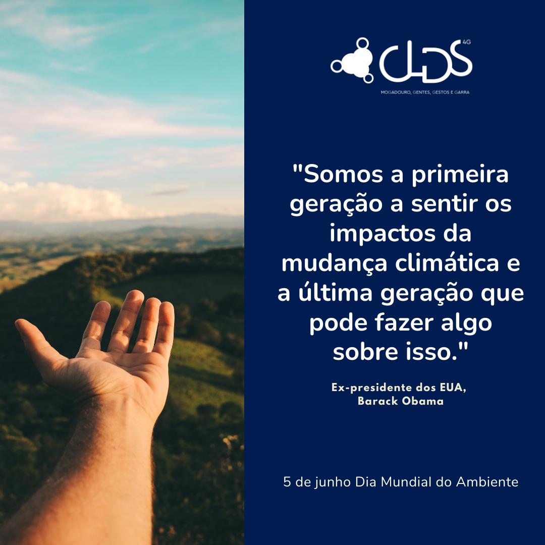 dia mundial do ambiente - clds