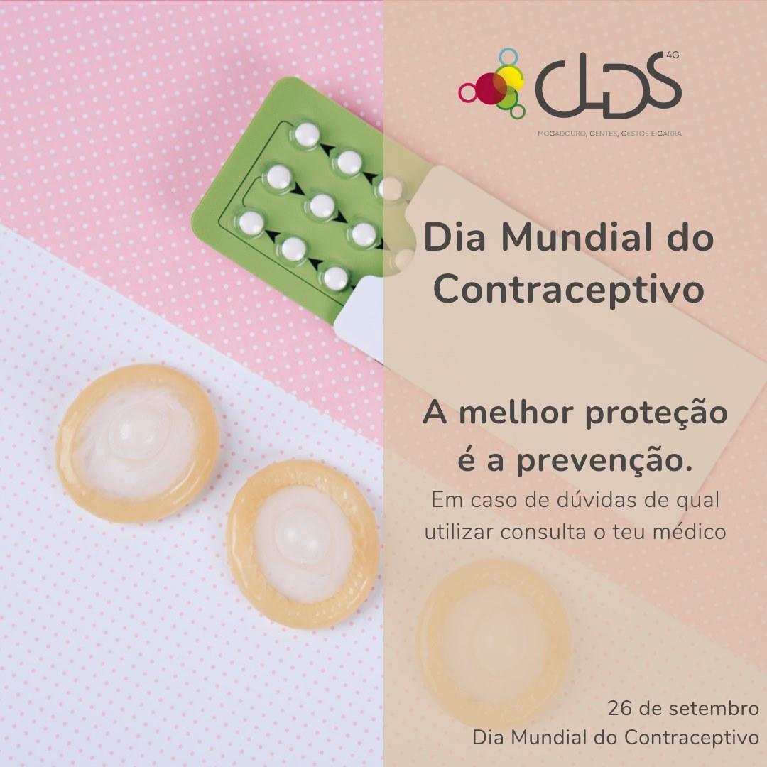 dia mundial do contraceptivo clds