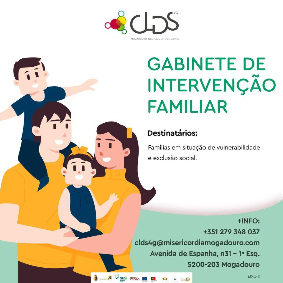 gabinete de intervenção familiar clds