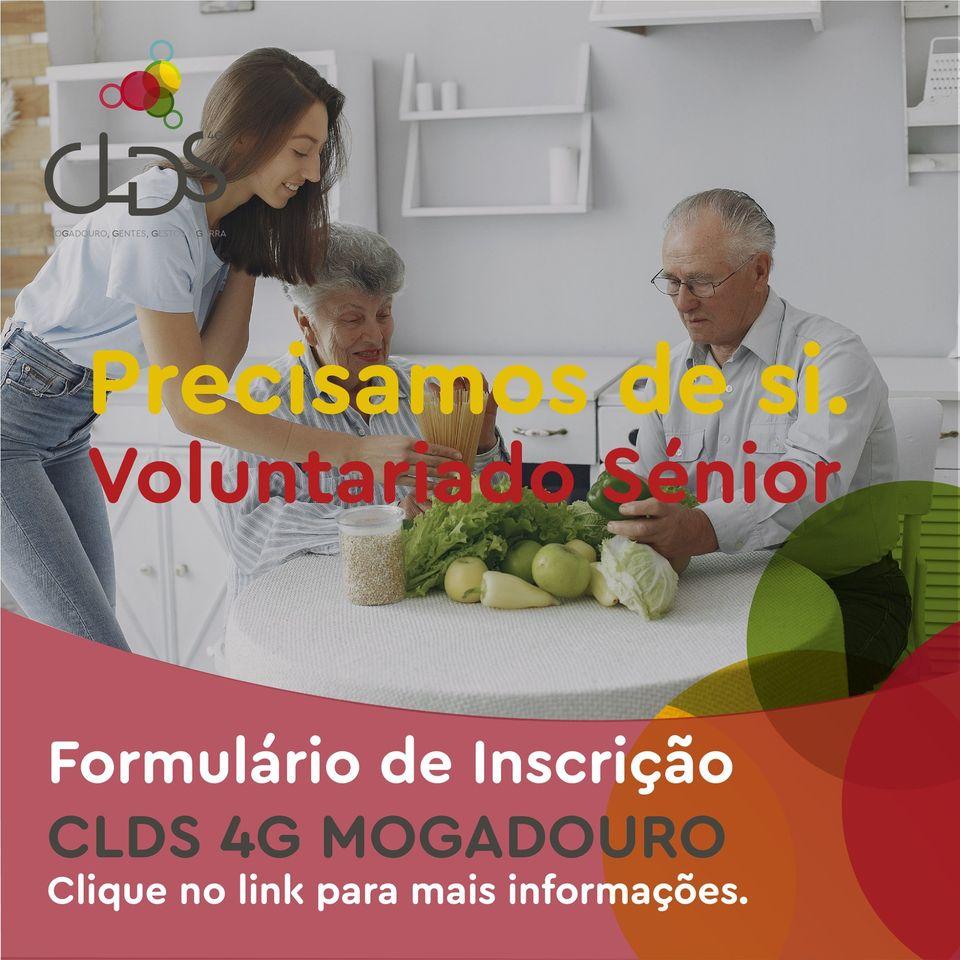 voluntariado sénior - clds