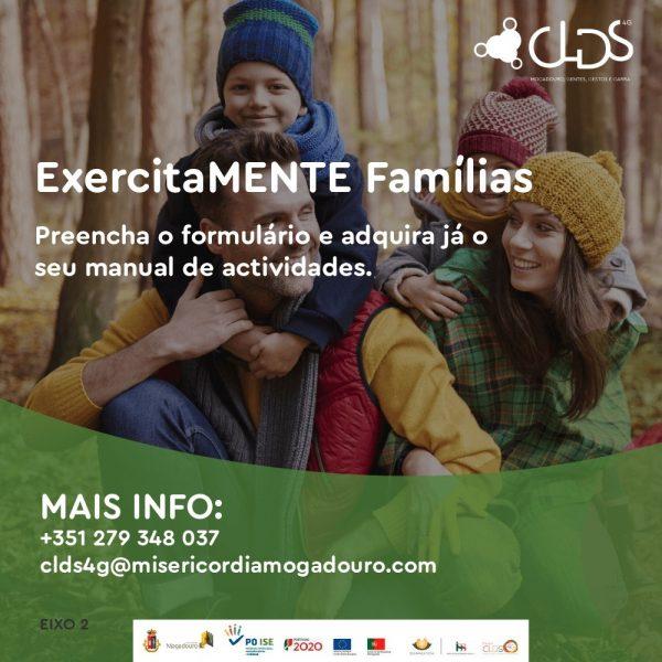 ExercitaMENTE Famílias